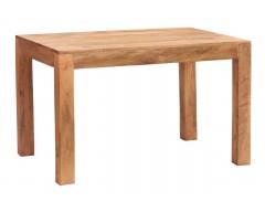 Tanda Mango (Light) Solid Hardwood Dining Table (4ft/120cm)
