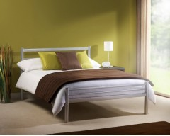 Aston Metal 2ft6 Bed Frame