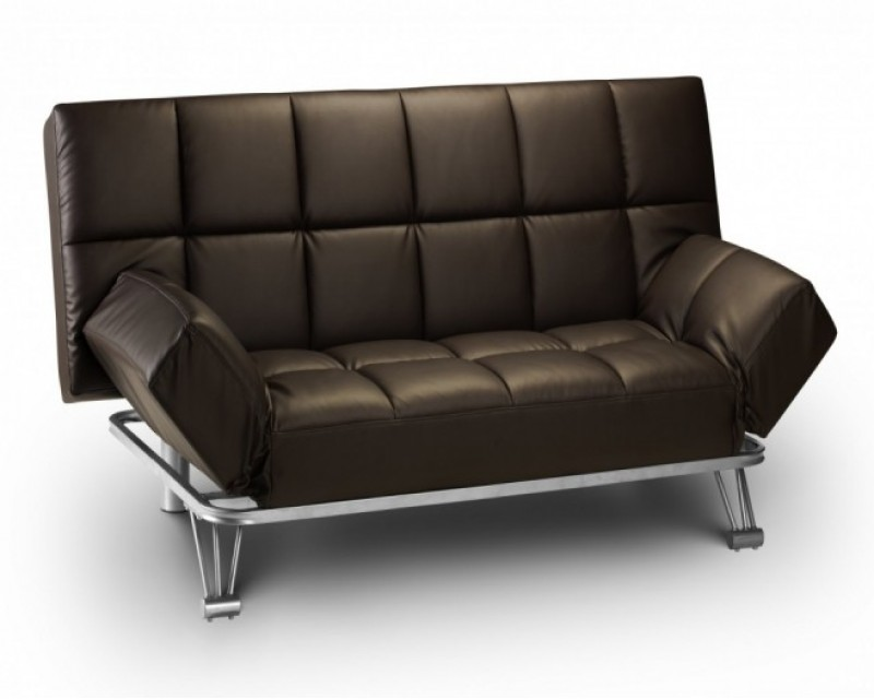 Michigan faux leather sofa bed for Leather sofa michigan