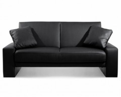 Supernova Faux Leather Sofa Bed