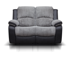 Mayfair 2 Seater Fabric Sofa