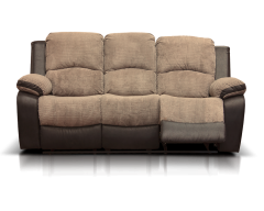 Mayfair 3 Seater Fabric Sofa