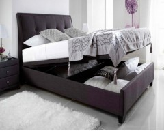 Kaydian Accent 5ft Upholstered Ottoman Bed Frame