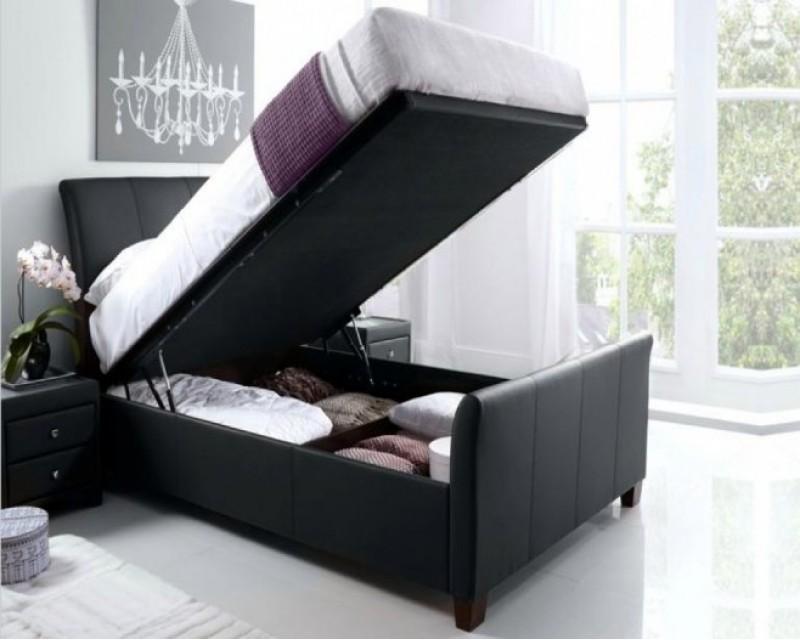 Antoinette 4ft6 Ottoman Bed Frame