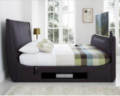 Kaydian Sommer 6ft Upholstered TV Bed Frame