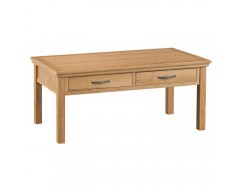 Corby Oak Large Coffee Table