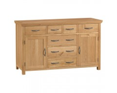 Corby Oak Large Sideboard