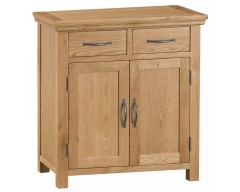 Corby Oak Small Sideboard