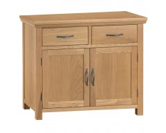 Corby Oak 2 Door Sideboard