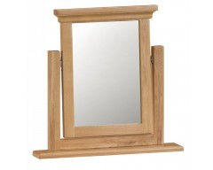 Corby Oak Trinket Mirror
