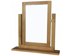 Warran Vanity Mirror in Pine