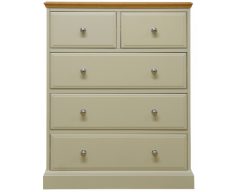 Danton Painted Oak Painted Oak 2 Over 3 Chest
