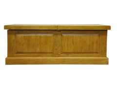 Langdon Box Coffee Table in Oak