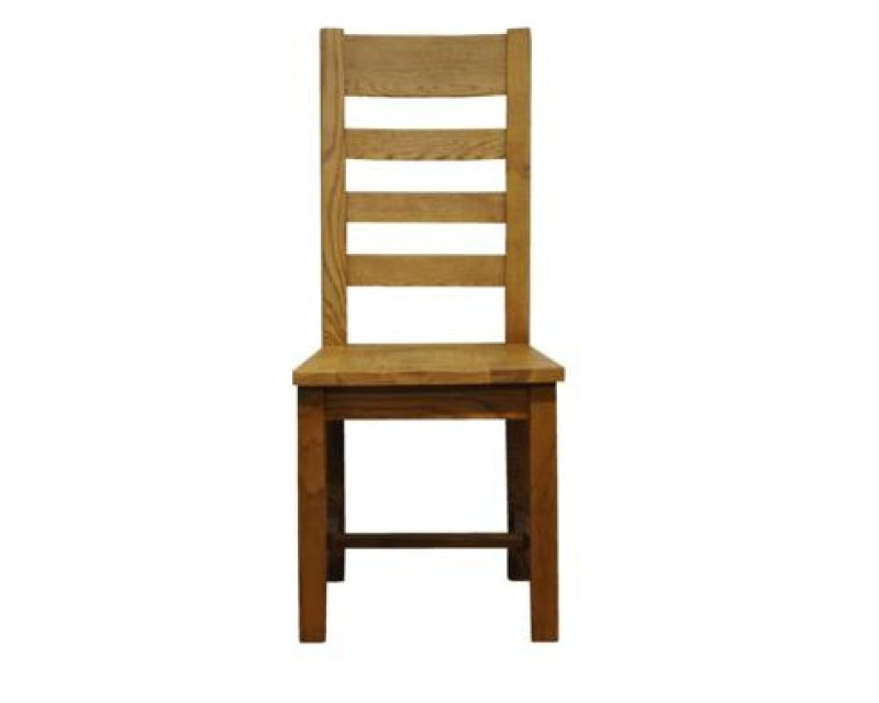 Langdon Ladder back Chair in Oak