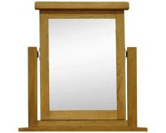 Sloane Trinket Mirror in Oak