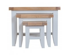 Trieste Nest of 3 Tables