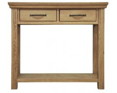 Windsor Oak Console Table