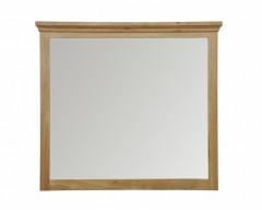 Windsor Solid Oak Large Wall Mirror