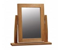 Windsor Solid Oak Trinket Mirror