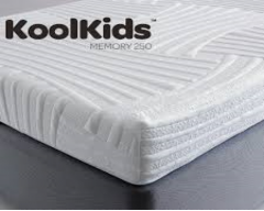2ft6 Koolkids Memory Mattress