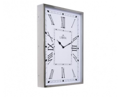 Durrington Nickle Wall Clock
