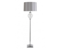 Glass Urn Floor Lamp