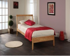 Amy 4ft Solid Hardwood Bed Frame