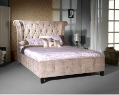 Elegance Upholstered 4ft6 Bed Frame