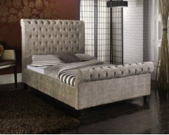 Orion Upholstered 4ft6 Bed Frame