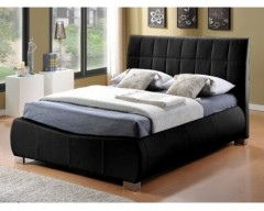 Vegas Faux Leather 4ft6 Bed Frame