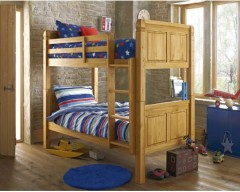 Mexican Deluxe 3ft Chunky Bunk Bed