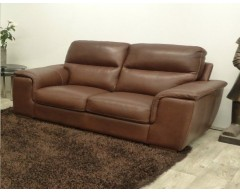 Gagliano 2 Seater Italian Leather Sofa
