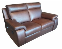 Hone 2 Seater Italian Leather Sofa
