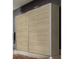 Nolte Möbel Express Four You Sliding Wardrobe - Fully customizable - Available in Oak Finish