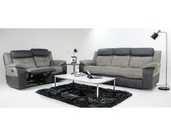 Orlando 2 Seater Reclining Sofa
