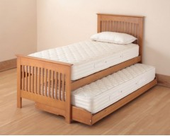 Relyon Duo Guest Bed in Oak