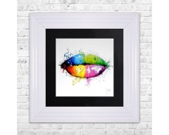 Patrice Murciano Candy Lips Picture 55cm x 55cm