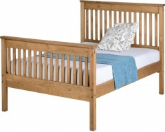 Marble High Foot-end 5ft Bed Frame