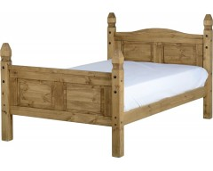 Mexican Deluxe 4ft Bedframe