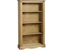Mexican Deluxe Medium Bookcase