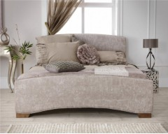 Artetta Upholstered 4ft6 Bed Frame