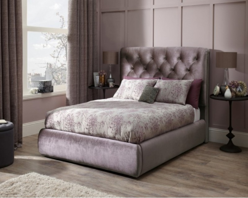 Arcadia Upholstered 6ft Bed Frame