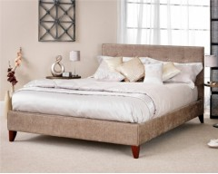 Claire Upholstered 6ft Bed Frame