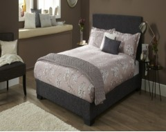 Estelle Upholstered 4ft Bed Frame