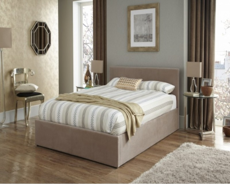 Eve 3ft Ottoman Upholstered Bed Frame