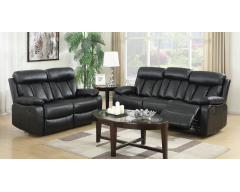 Madrid Reclining 3 Seater Sofa