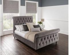 "Cadiz 4ft 6"" Upholstered Bed Frame"