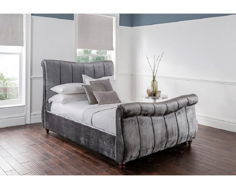 Lana 4ft6 Upholstered Bed Frame