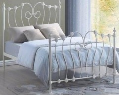 Inca Metal 4ft Bed Frame