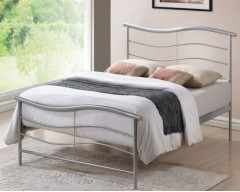 Waverley Metal 3ft Bed Frame - Next Day Delivery